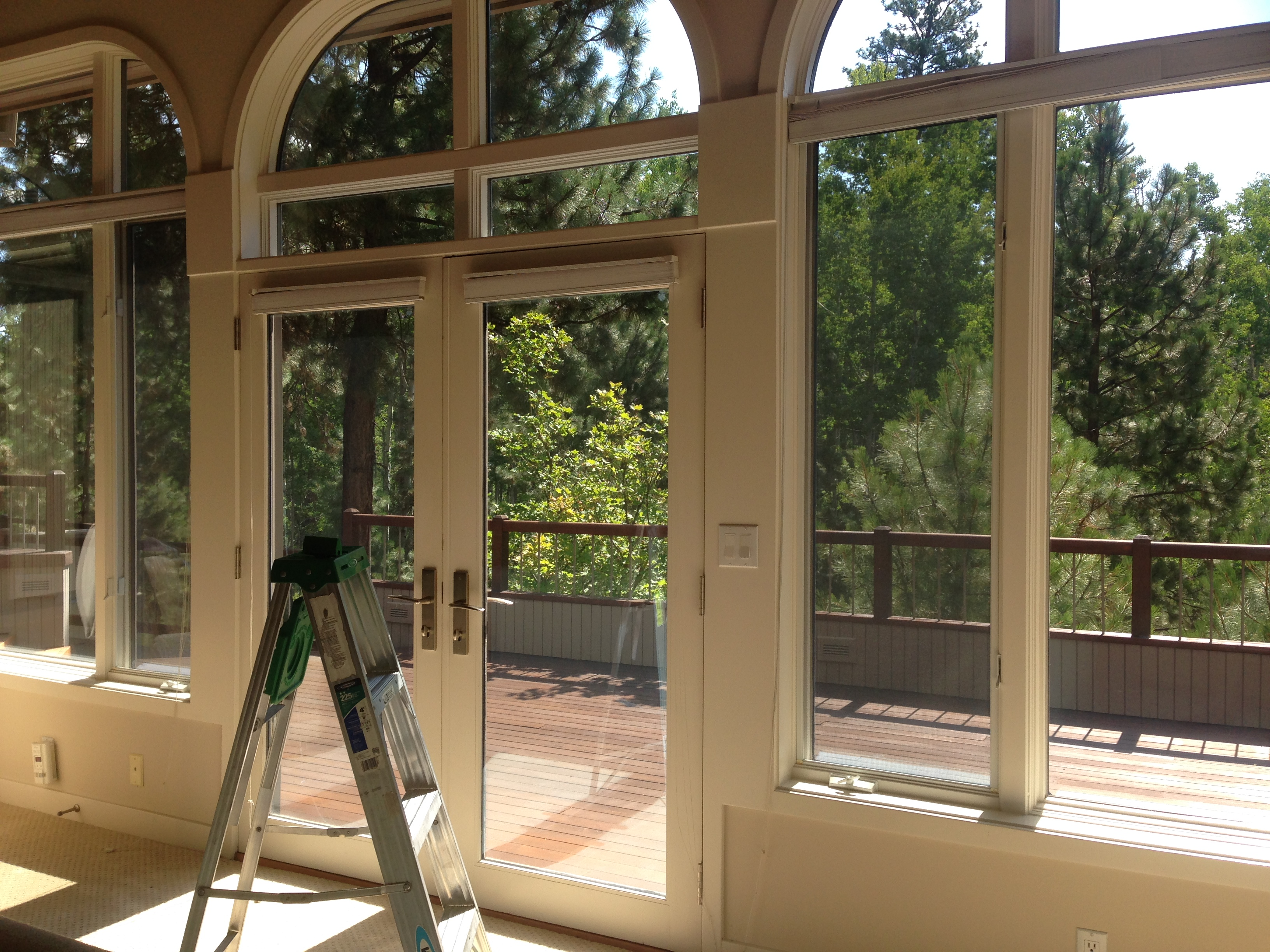 Window Cleaning Bend Oregon Vision Blind Cleaning